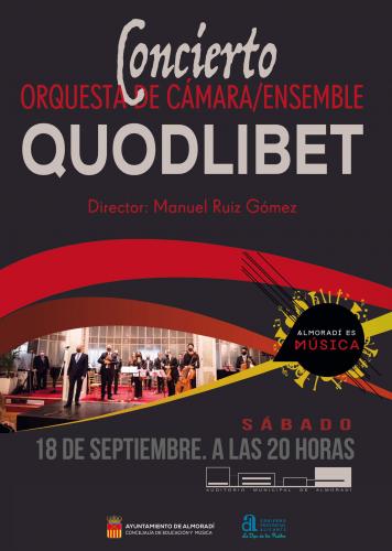 Orquesta de Cámara QUODLIBET