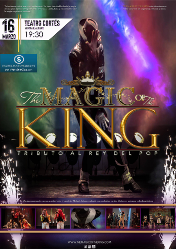 THE MAGIC OF THE KING